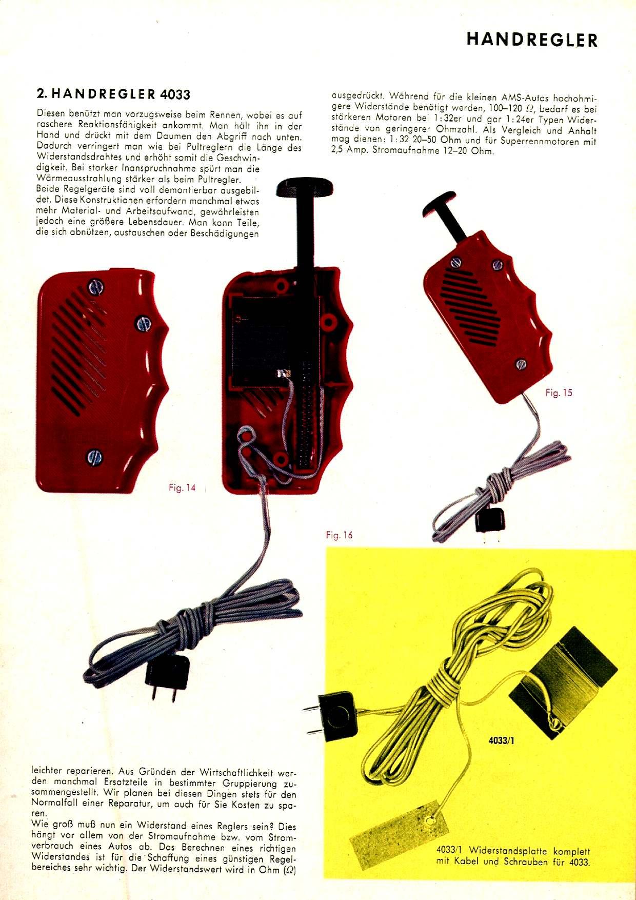The World of Geogus : H0 Slotcars - Slotcar Magazines - Faller AMS ...